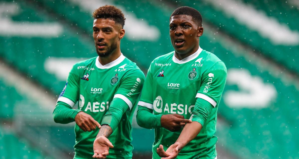 ASSE - Girondins (4-1) : les Green Angels sortent du bois après l'affaire Bouanga !