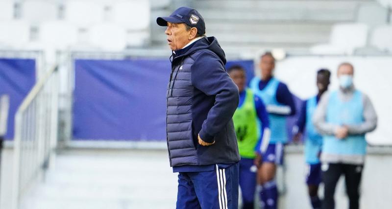 Gasset pire entraîneur de l'histoire des Girondins