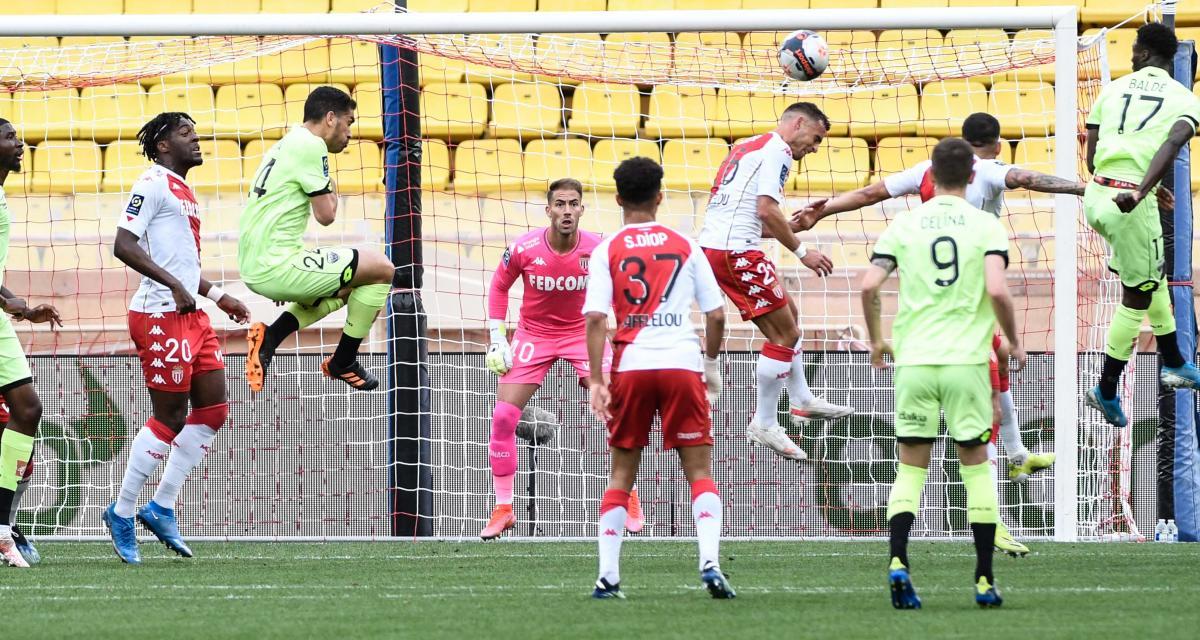 Résultat Ligue 1 : l'AS Monaco tient le rythme du PSG et du LOSC