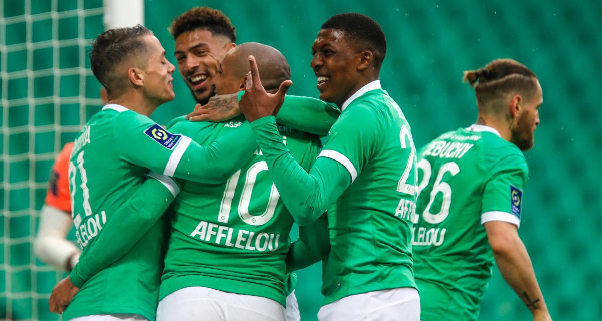 ASSE – Girondins (4-1) : Khazri voit triple, Green confirme... les notes des Verts