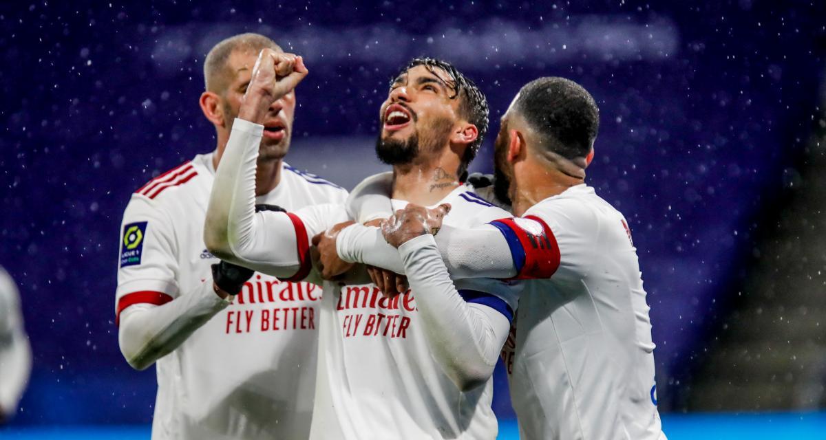 OL - SCO Angers (3-0) : Depay voit double, Paqueta et Lopes décisifs, les notes des Lyonnais