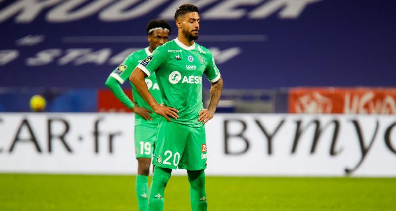 ASSE - Girondins (4-1) : une mauvaise nouvelle gâche déjà le récital des Verts