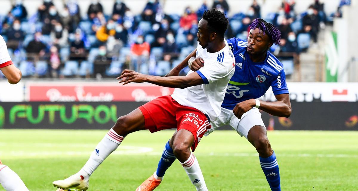 RC Strasbourg - Mercato : Simakan allume l'OM !