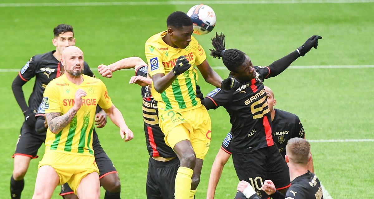 Stade Rennais - FC Nantes (1-0) : Kombouaré accable l'un de ses maillons forts