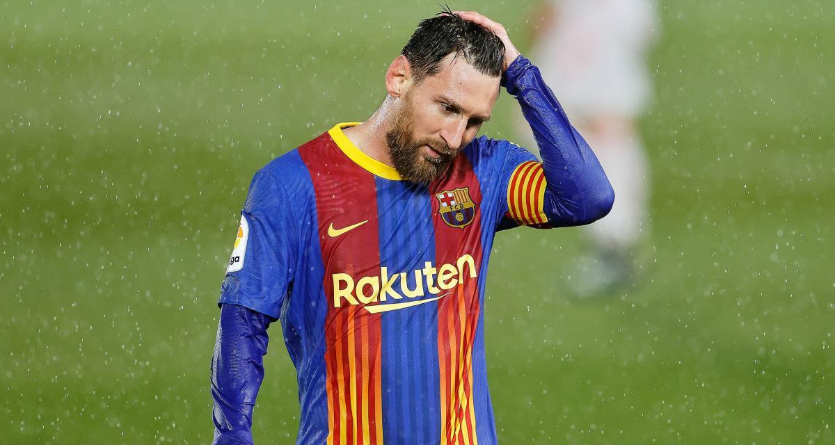 FC Barcelone : Messi a encore franchi la ligne rouge pendant le Clasico