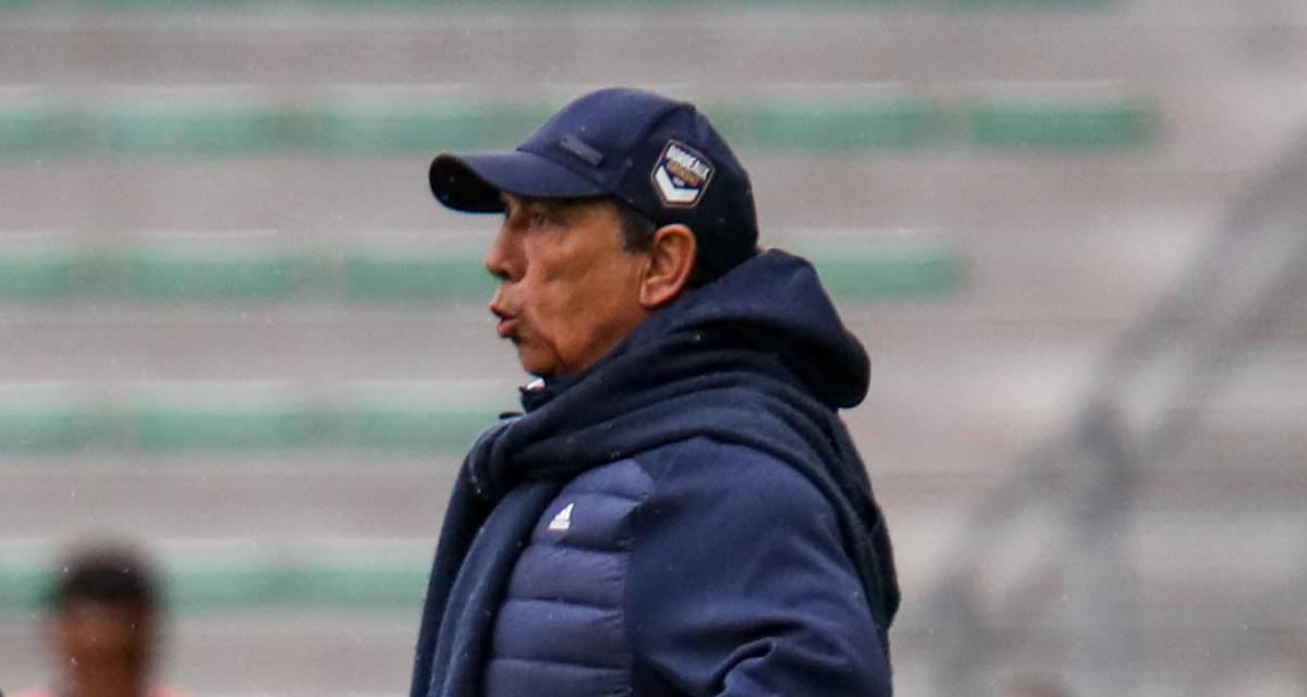 ASSE - Girondins (4-1) - L'analyse de Laurent Hess : « Gasset dans de sales draps »
