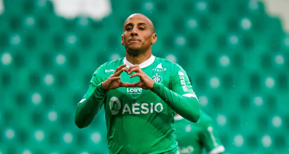 ASSE : son triplé contre Bordeaux, sa saison galère, ses objectifs... Wahbi Khazri en dit plus