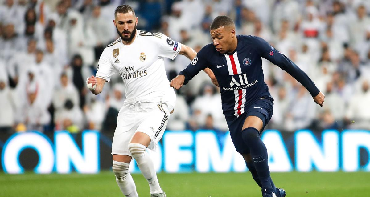 Real Madrid, PSG : Benzema renvoie Mbappé à ses chères études