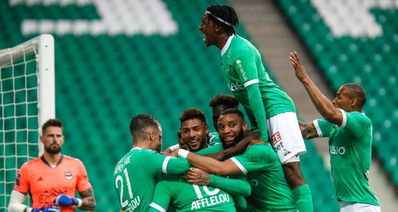 ASSE - Girondins (4-1) : une révélation accable Costil après la polémique avec Neyou !