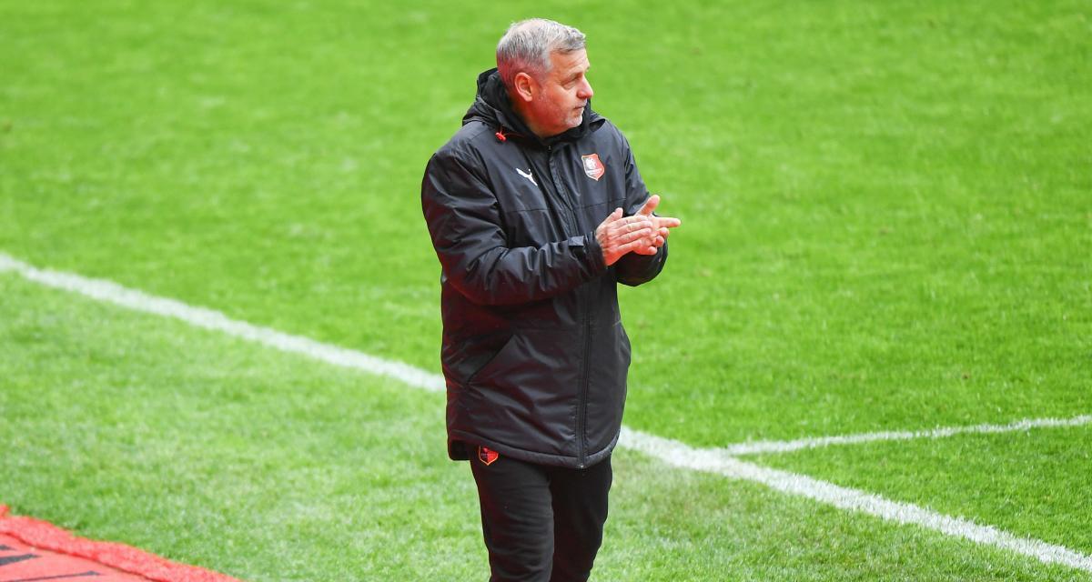 Stade Rennais - FC Nantes (1-0) : Stéphan gâche le succès de Genesio dans le derby