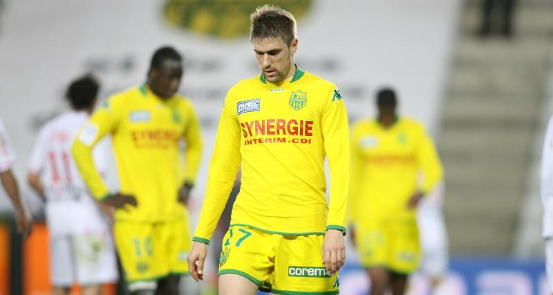 L'équipe type du FC Nantes en 2008-2009