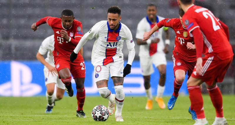 PSG - Bayern Munich sur RMC Sport 1