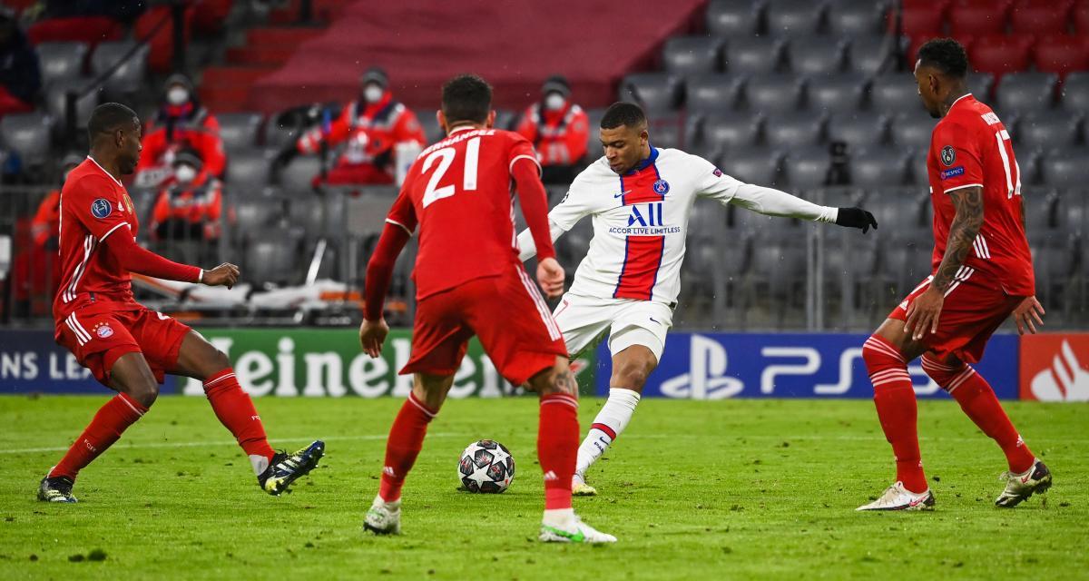 Ligue des Champions : PSG - Bayern Munich, les compos probables et les absents