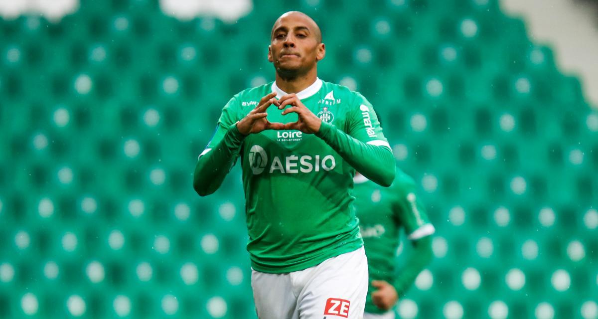 ASSE - Girondins (4-1) : Khazri suit la voie d'une légende du PSG