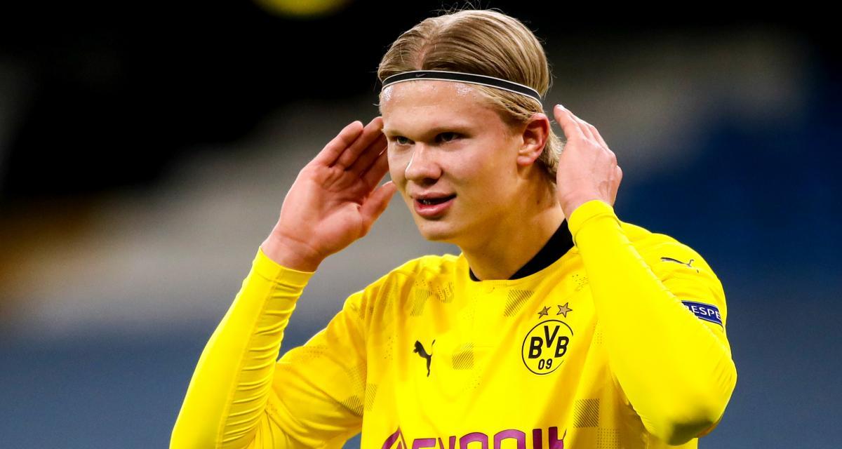FC Barcelone, Real Madrid, PSG – Mercato : Dortmund a son plan pour garder Erling Haaland