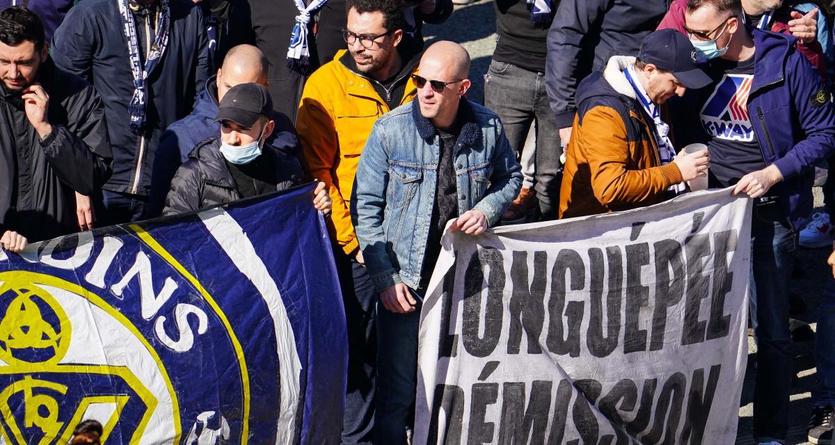 Girondins : nouvelle passe d'armes entre Longuépée et les Ultras, la tension monte encore !