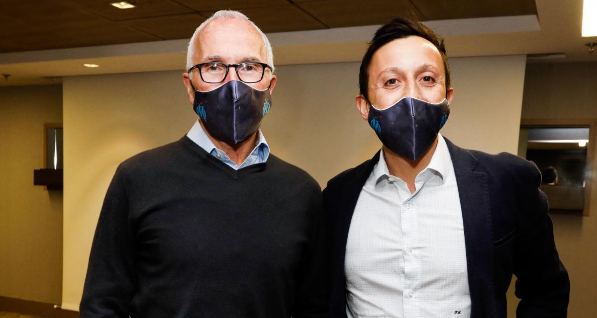 OM - Mercato : Longoria récolte un chèque bonus pour cet été