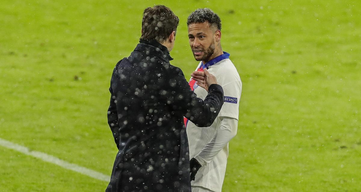 PSG : des gros doutes de Neymar sur Pochettino