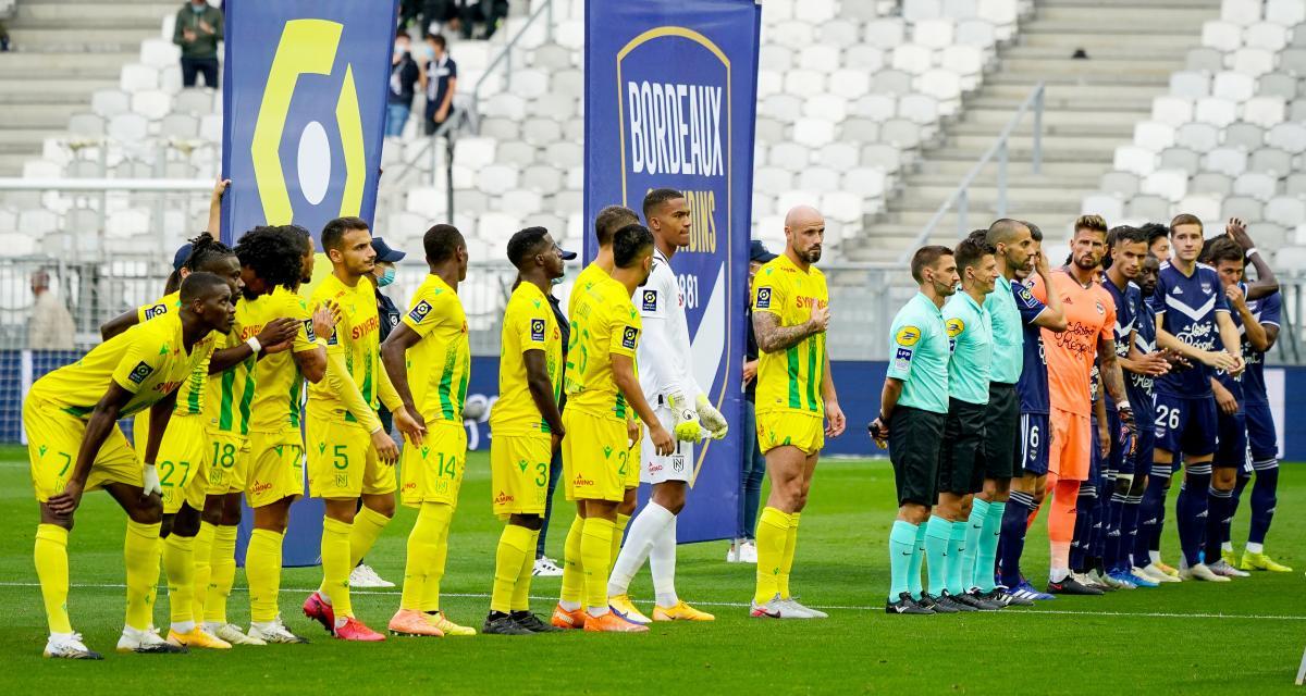 FC Nantes, Girondins : Daniel Riolo envoie l'un des deux clubs en Ligue 2