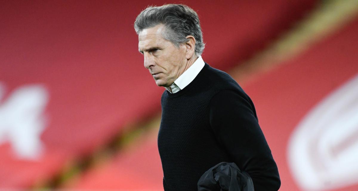 ASSE - Girondins (4-1) : Puel n'épargne pas Gasset