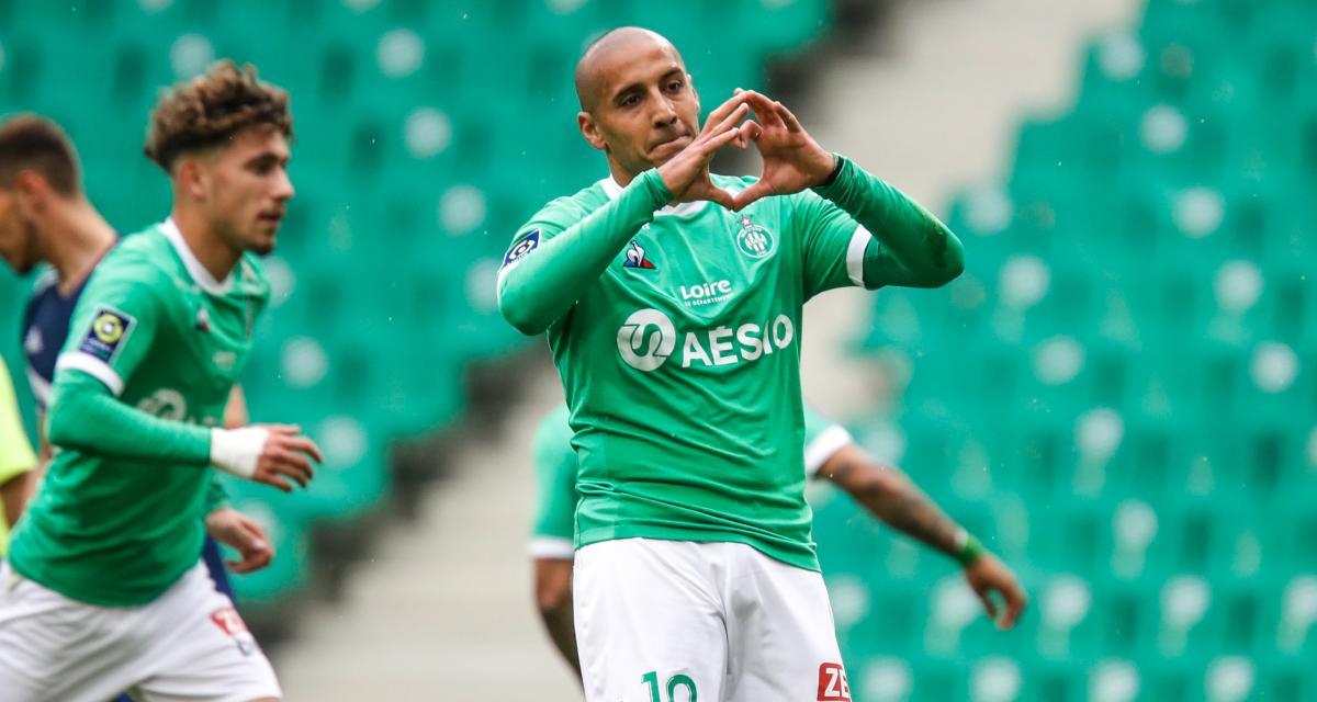 ASSE : Khazri formule un voeu pour Gasset et les Girondins