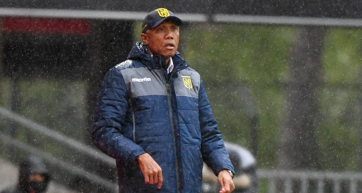 FC Nantes, RC Lens - Mercato : Kombouaré s'est mis à dos un buteur de L2