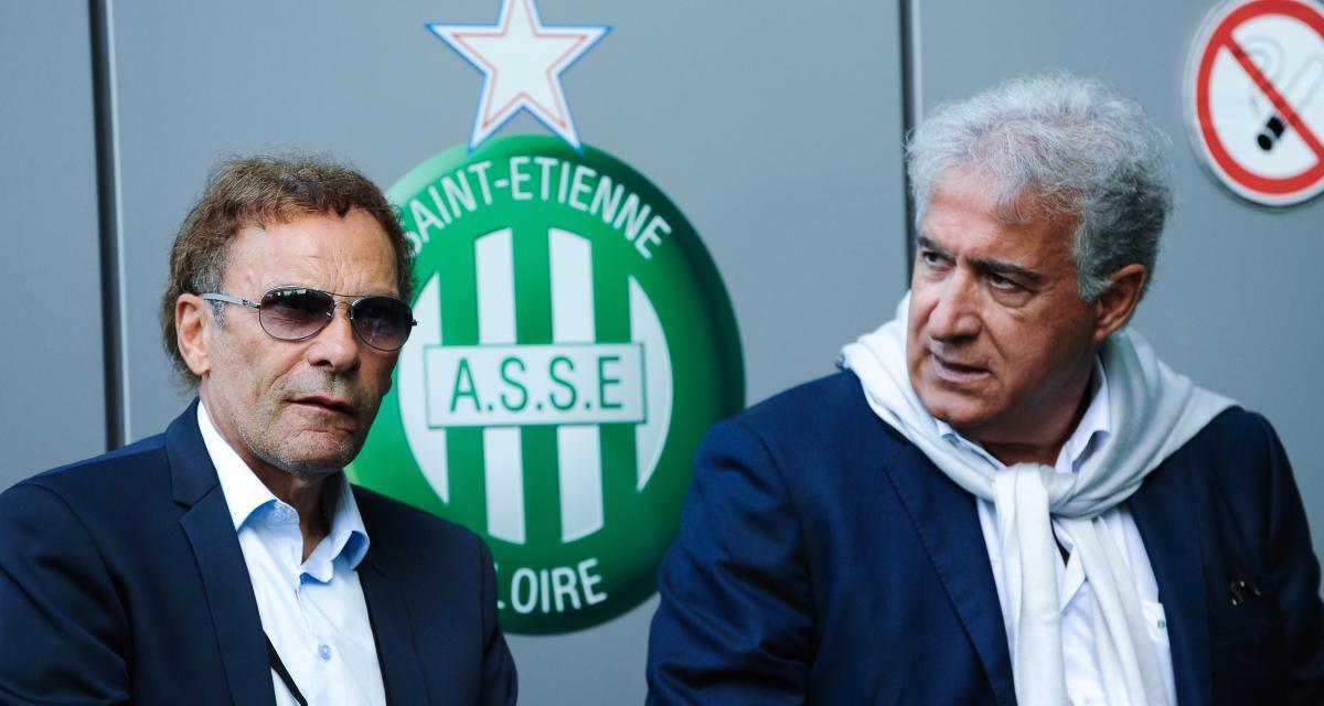 ASSE : Caiazzo et Romeyer acceptent de vendre le club !