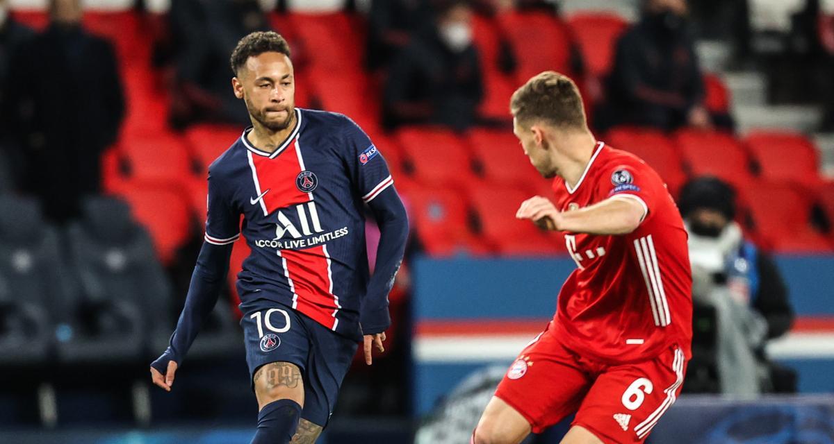 PSG - Bayern Munich (0-1) : Neymar évasif sur sa prolongation, Aulas passe la brosse à reluire