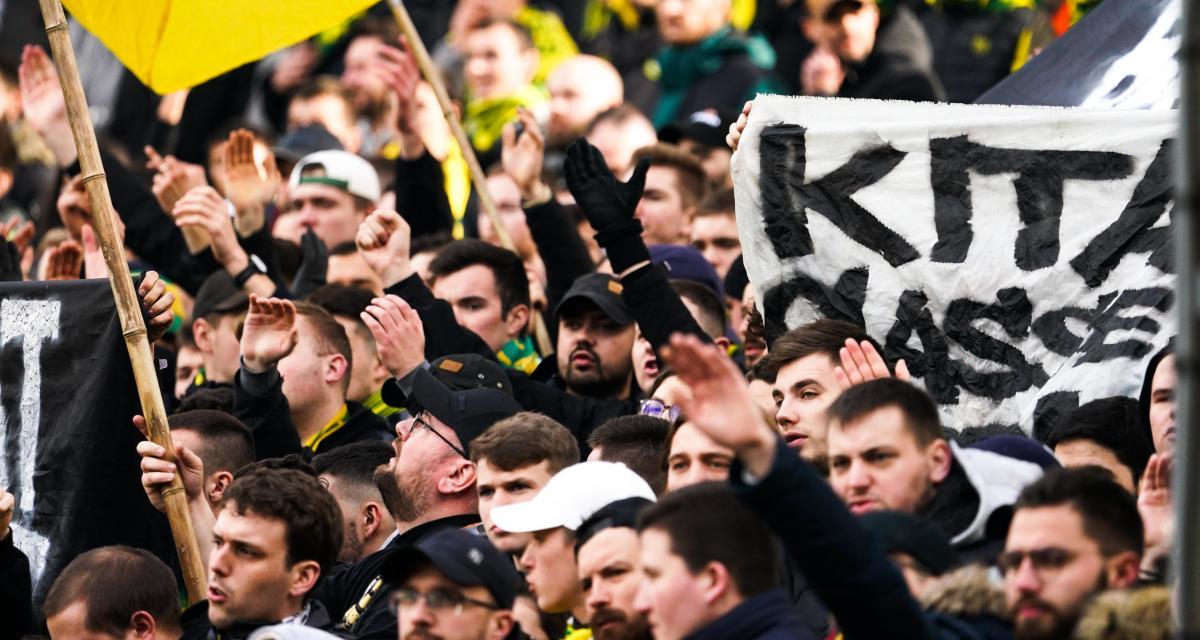 FC Nantes : avec Kita, la Brigade Loire a donné une idée de génie aux Girondins