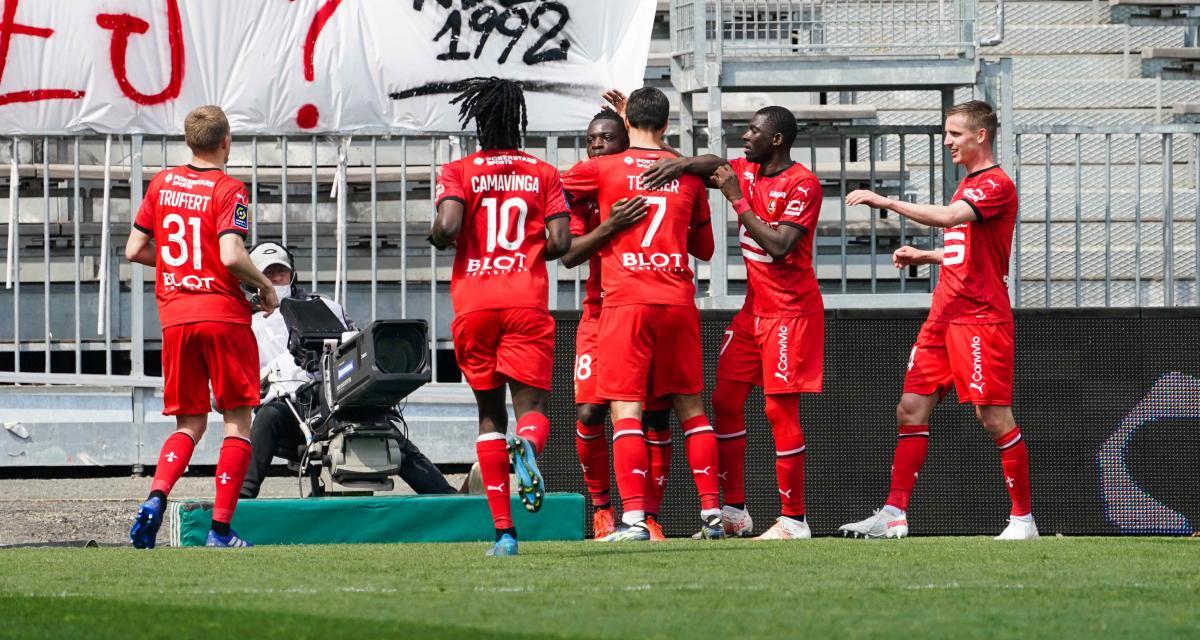 Stade Rennais : les 3 hommes forts du brillant succès à Angers (3-0)