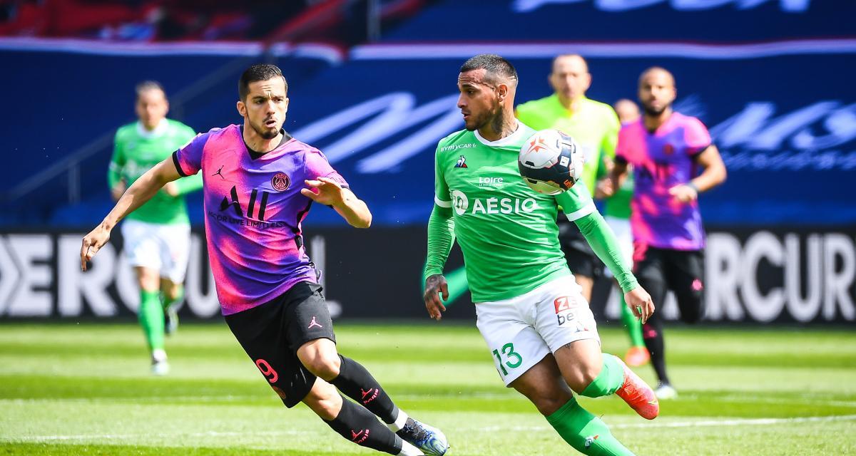 ASSE : ce qu'il faut retenir de la cruelle défaite face au PSG (2-3)