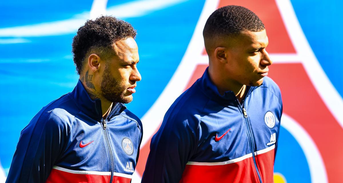 PSG, ASSE, OM, OL, FC Nantes, RC Lens : une légende anglaise se sert de Neymar et Mbappé pour détruire la L1