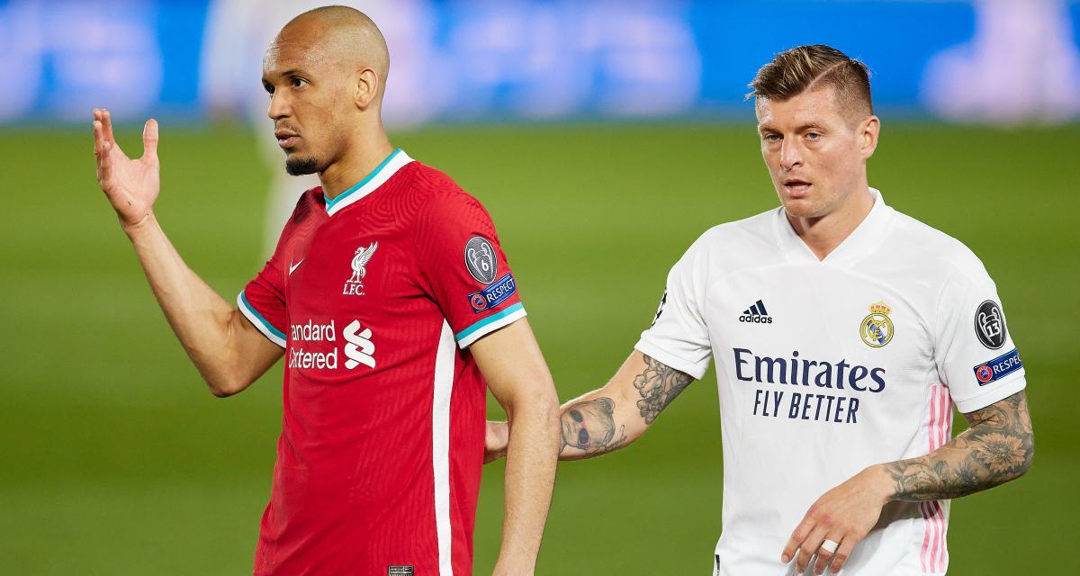 Champions League : Liverpool - Real Madrid, les compos (Liverpool avec son trio magique, Valverde latéral droit au Real)