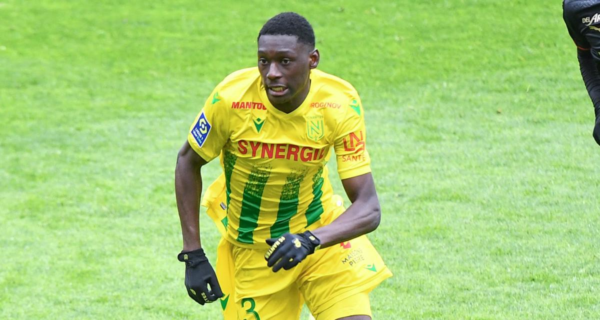 FC Nantes - Mercato : Kolo Muani aurait tranché pour son avenir