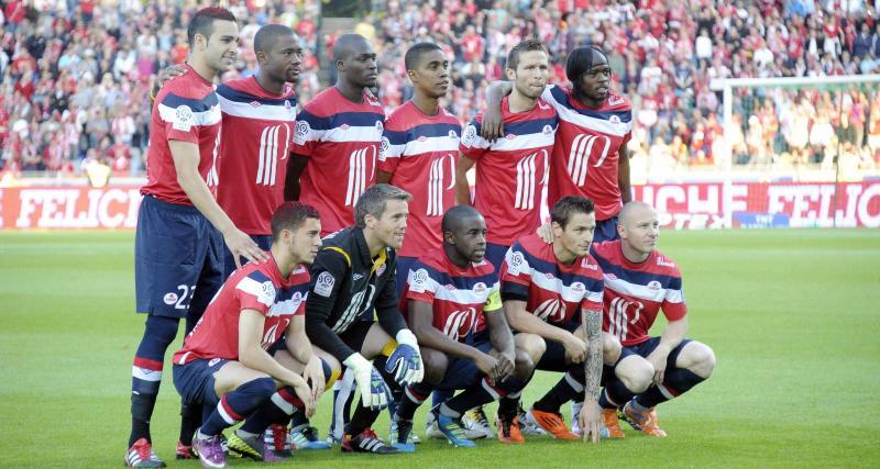LOSC : le onze type des Dogues lors de leur dernier sacre en Ligue 1