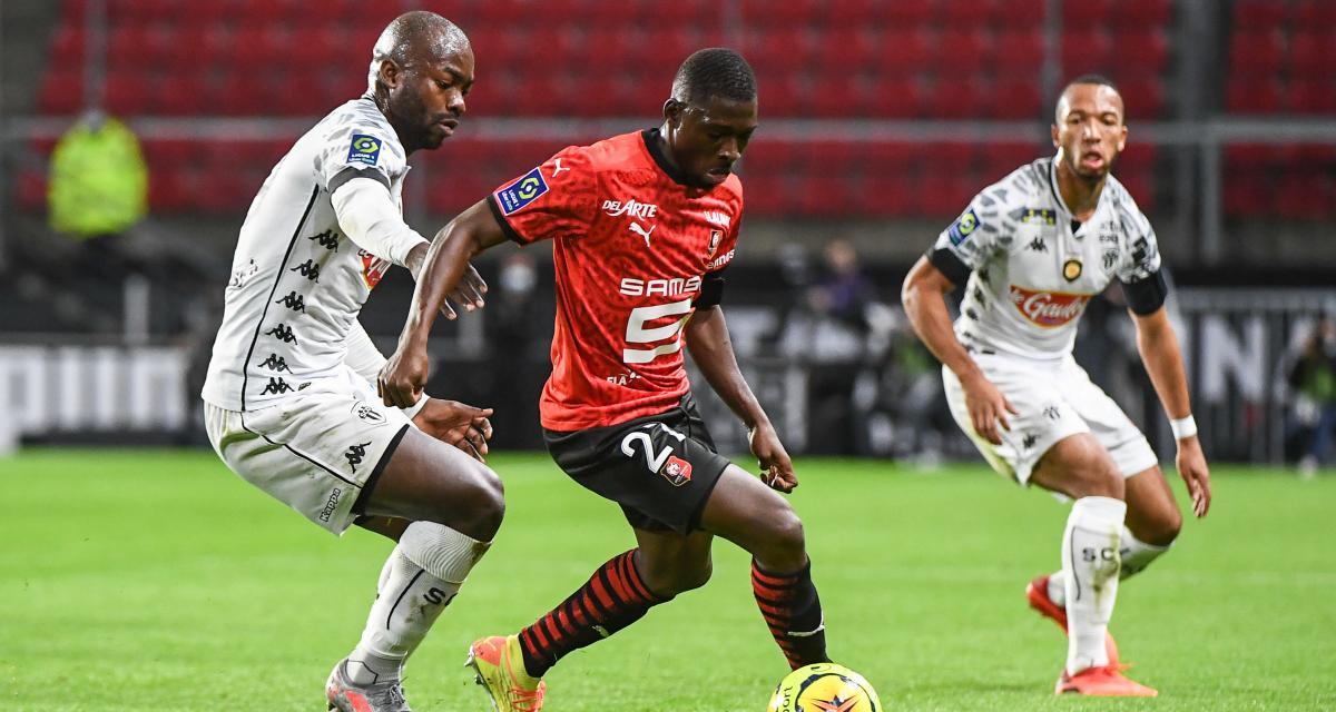 Ligue 1 : Angers - Rennes, les compos probables et les absents