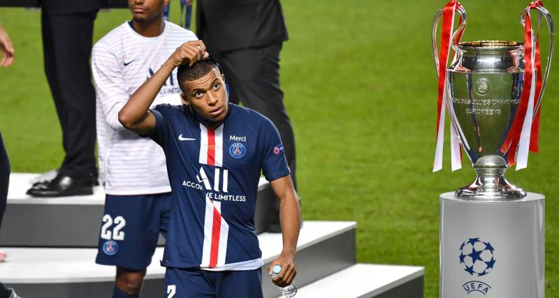L'argument de la Ligue des Champions pour attirer Mbappé