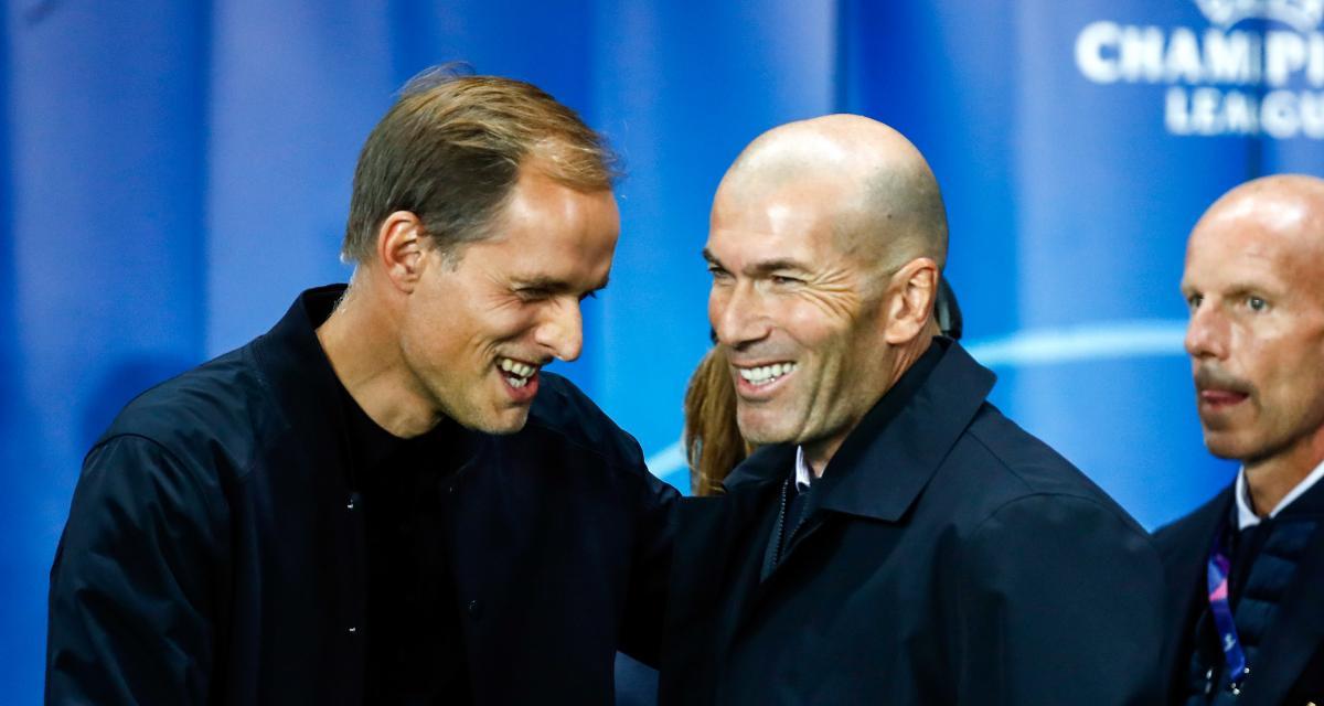Real Madrid, PSG : Chelsea et Tuchel, bêtes noires des Merengue de Zidane