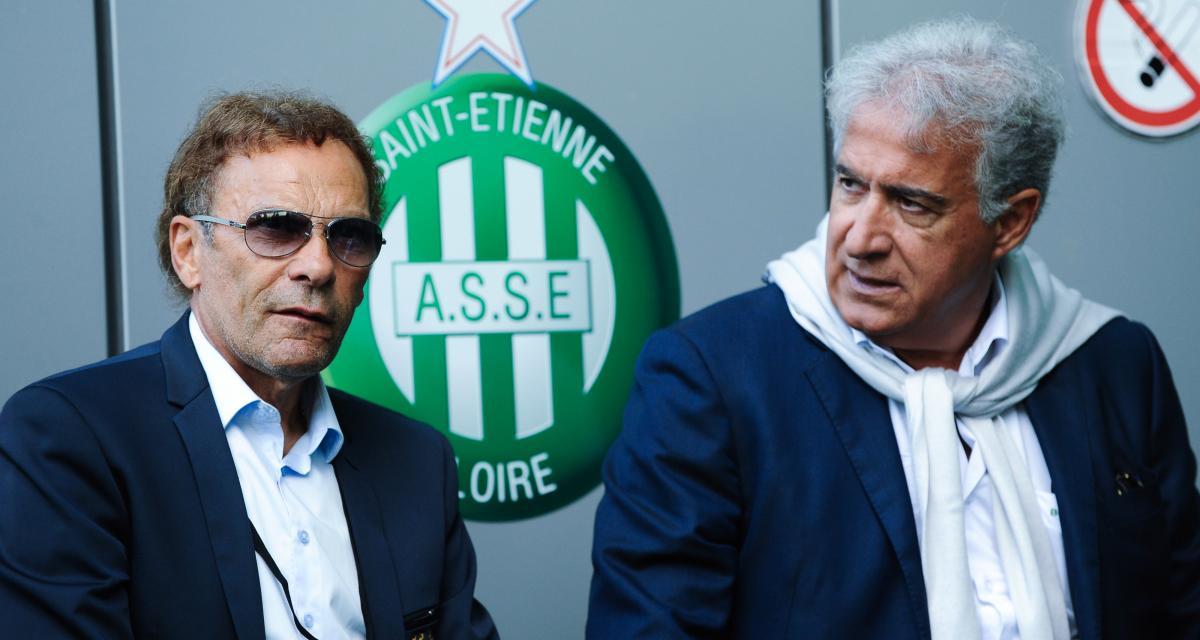 ASSE: le tandem Caïazzo – Romeyer a déjà pris deux décisions fortes pour la vente du club
