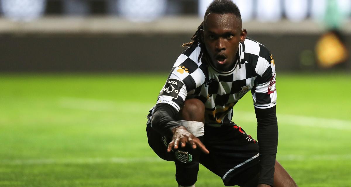 Stade Rennais, Girondins – Mercato: la Ligue 1 en pince pour un attaquant de Boavista