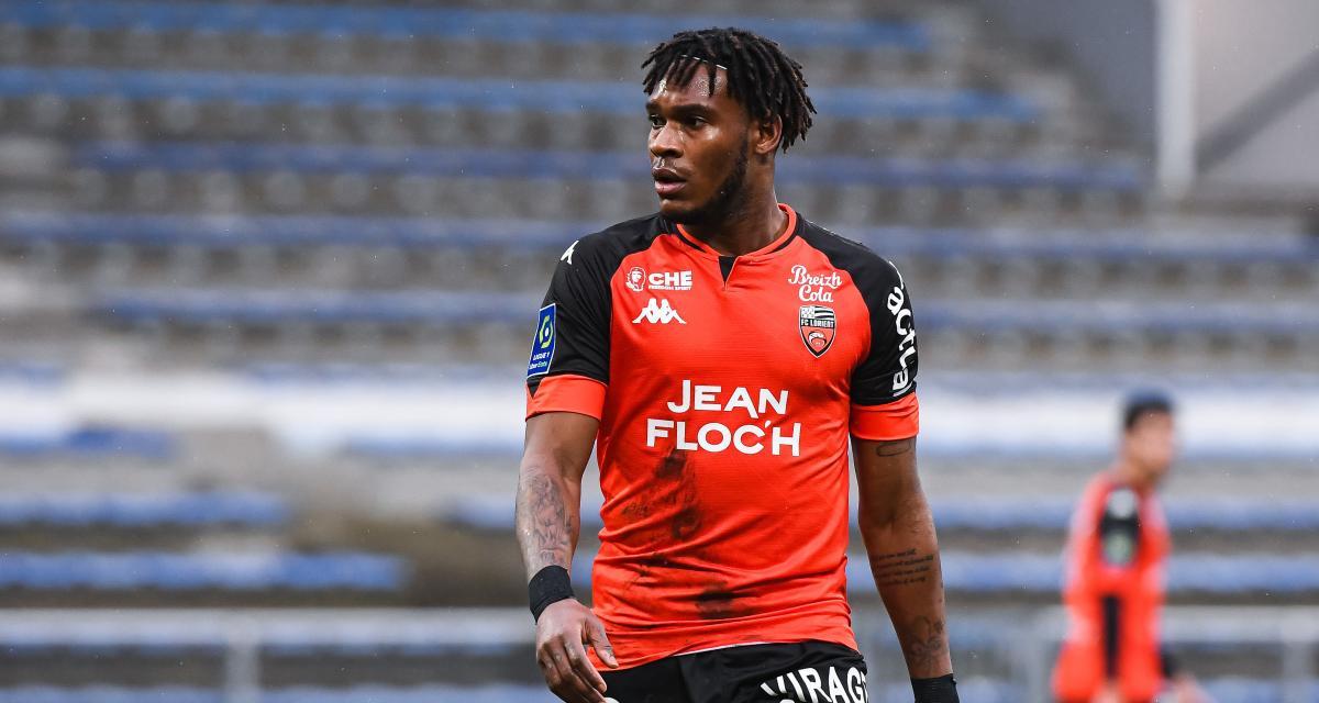 ASSE – Mercato: un défenseur de Lorient visé pour cet été?