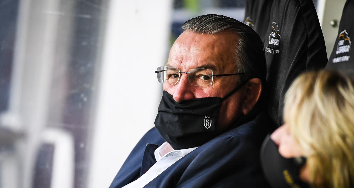 Stade de Reims: L'Equipe a mis le feu au club, Caillot est en colère