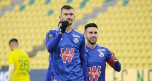 RC Strasbourg: Laurey va récupérer son arme fatale à Nîmes