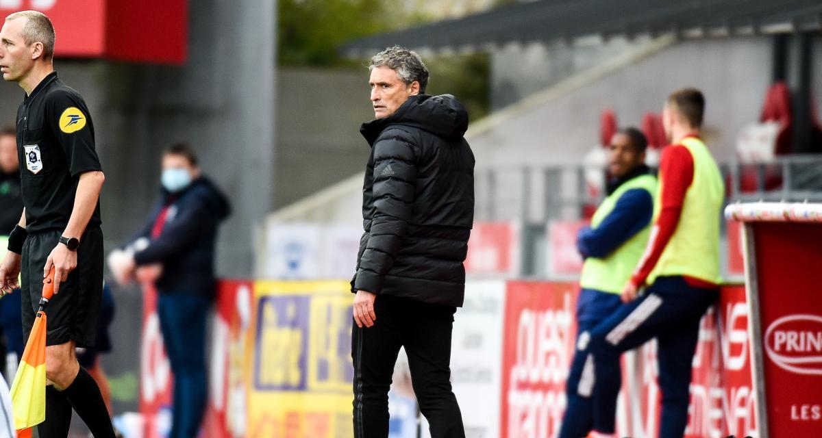 OL, RC Strasbourg : la réponse sèche de Brest aux courtisans d'Olivier Dall'Oglio