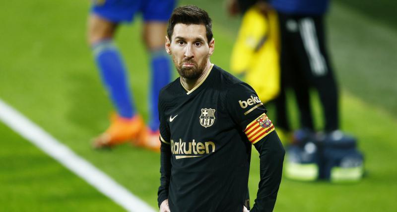 FC Barcelone – Mercato: Laporta lâche une confidence sur l'avenir de Messi