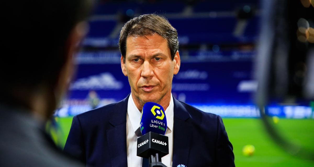 OL, OM: Rudi Garcia répond aussi à Pablo Longoria et fixe le cap avec Slimani