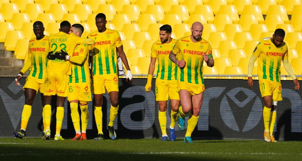 FC Nantes : une statistique rassure les Canaris avant le match face à l'OL