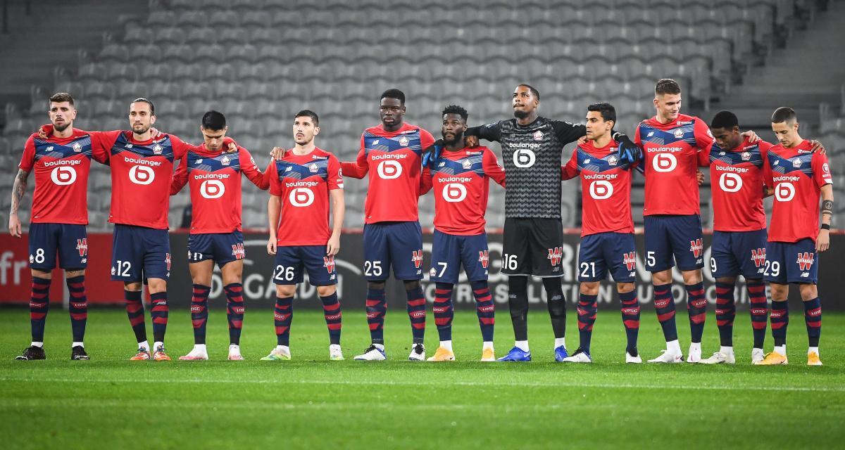 LOSC - Montpellier (1-1) : les notes des Dogues, freinés dans la course au titre