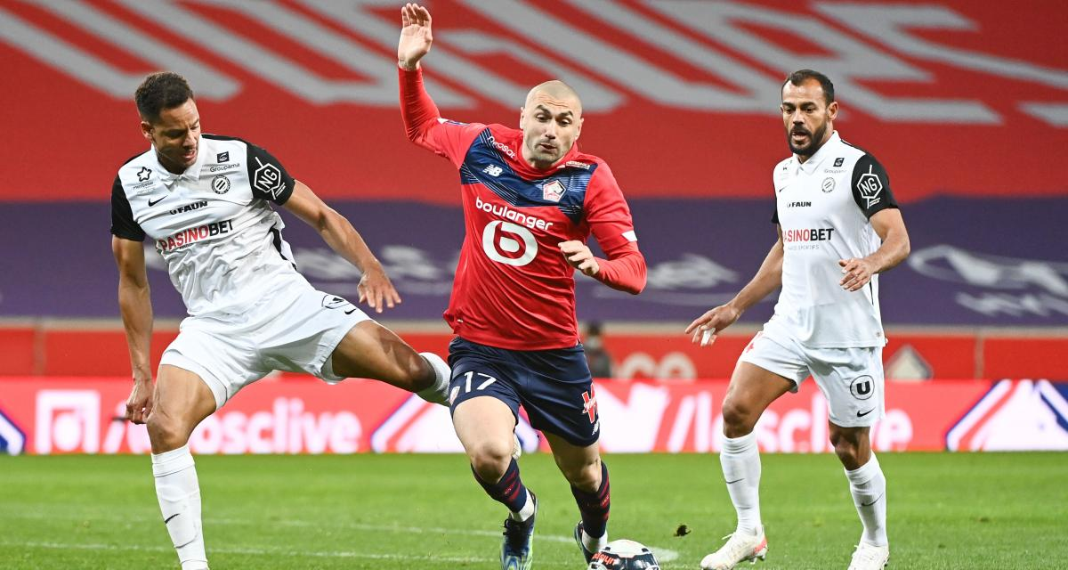Résultat Ligue 1 : LOSC 1-1 Montpellier (terminé)