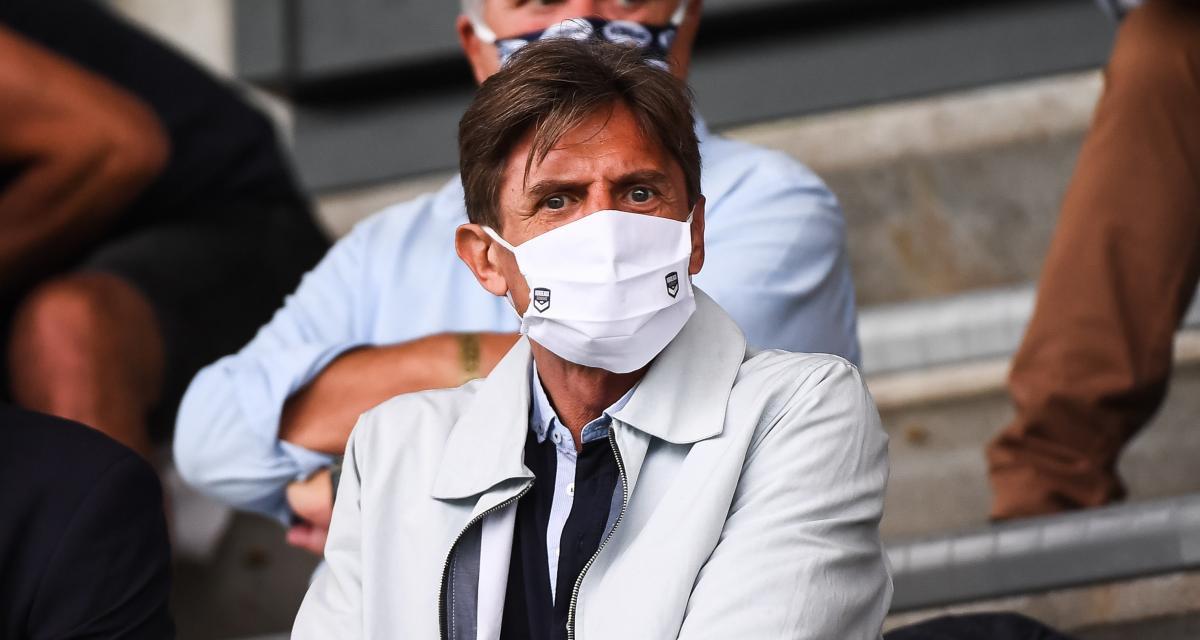 Girondins : Longuépée poursuit sa guerre avec les supporters, un ancien du LOSC choqué